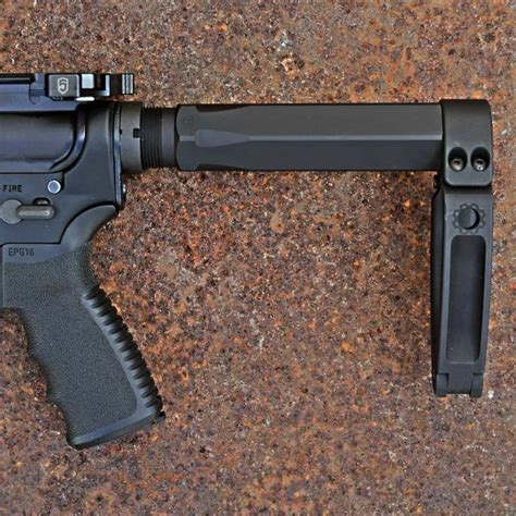 Phase 5 Weapon Systems Inc Hex2 Pistol Buffer Tube