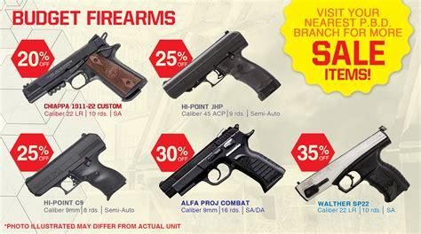 Philippine Gun Store Prices