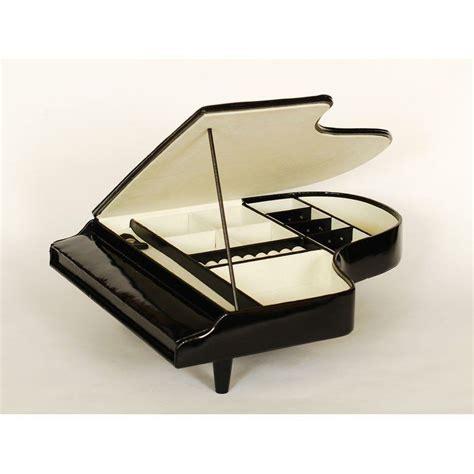 piano shaped jewelry box Image