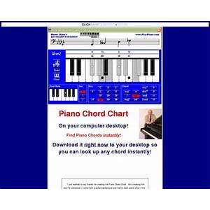Cheapest piano chords keyboard chords the amazing
