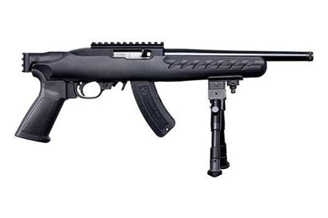 Picatinny Rail Brace For Ruger Charger