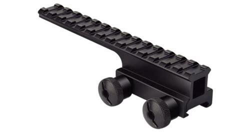 Picatinny Rail Removal Airgun