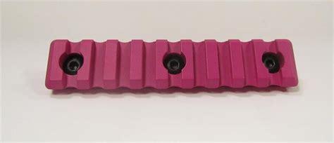 Picatinny Rail Slot Pink Ebay
