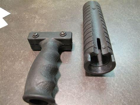 Picatinny Shotgun Pump Grip