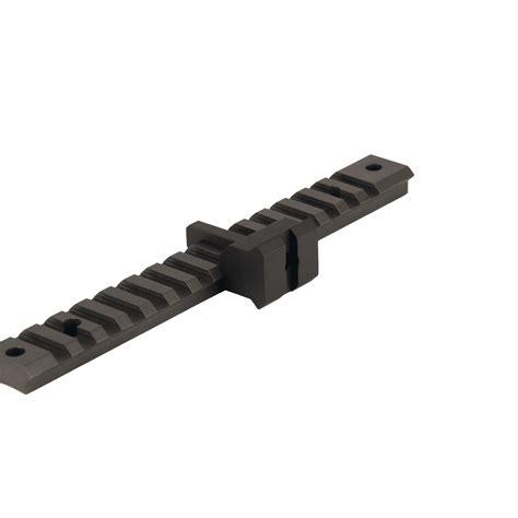 Picatinny Sidemount Adapter Picatinny Sidemount Rail