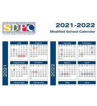 Pickens County School Calendar