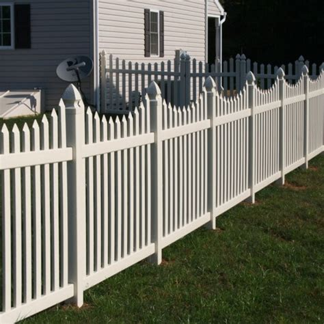 Picket fence boards Image