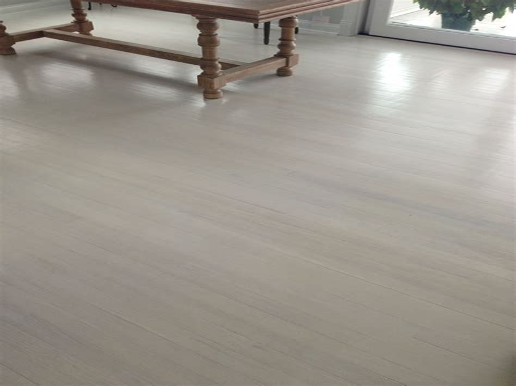 Pickled floors Image
