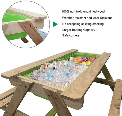Picnic table childrens Image