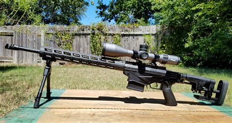 Pictures Ruger Precision Rifle Review