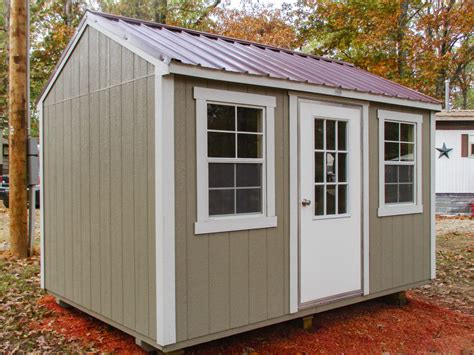 Pictures of wood sheds Image