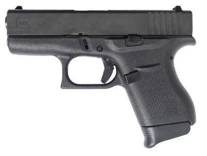 Pierce Plus 1 Glock 43