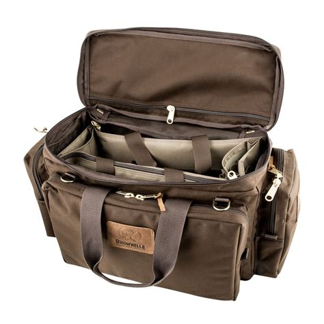 Shopping Signature Series Deluxe Range Bag Brownells