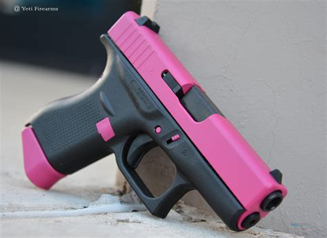 Pink Glock 42 For Sale