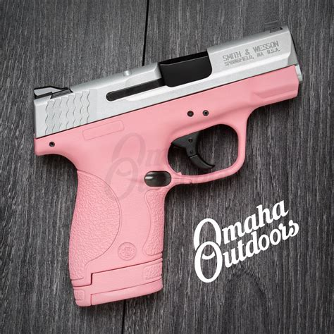 Pink M P 9mm