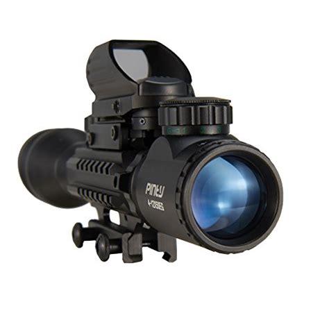 Pinty Ar15 Rifle Scope 4 12x50eg