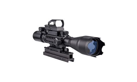 Rifle-Scopes Pinty Ar15 Rifle Scope Review.