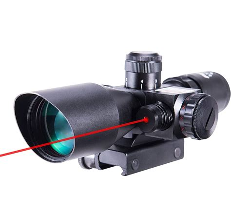 Pinty Rifle Scope Reviews