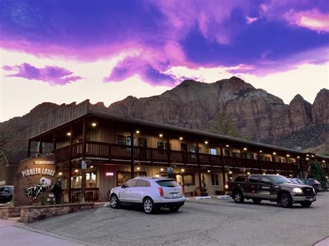 Pioneer Lodge Zion