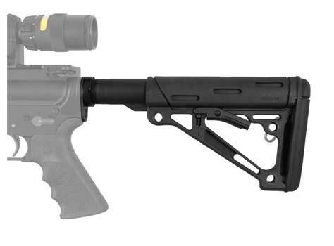Pistol Buffer Into Buttstock