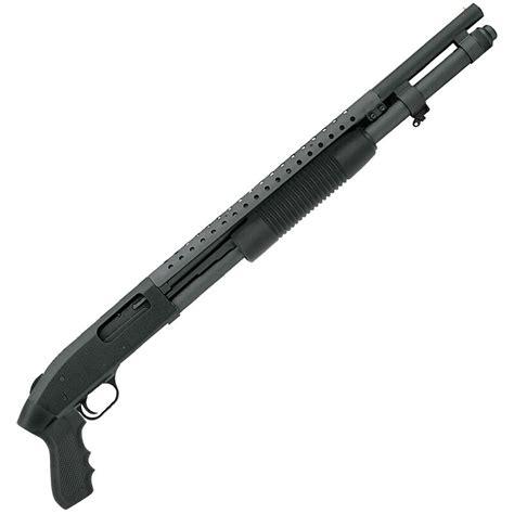 Pistol Grip 12 Gauge Pump Action Shotgun