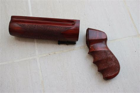 Pistol Grip 870 Woodt Stock