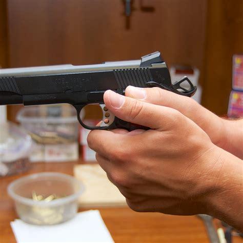 Pistol Grip Deadly