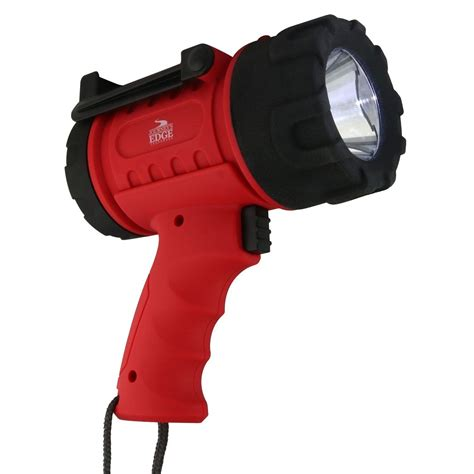 Pistol Grip Rechargeable Flashlight