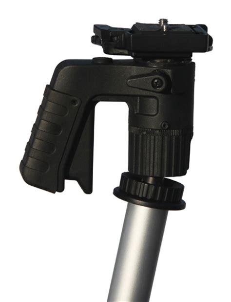 Pistol Grip Shooting Stick