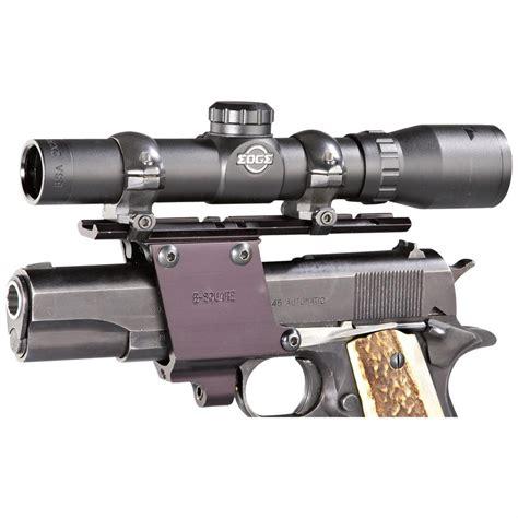 Main-Keyword Pistol Scope.