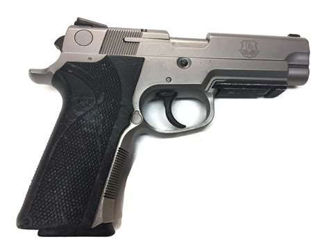 Pistol Smith And Wesson 9mm