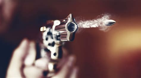 Pistol That Shoots A Rifle Round