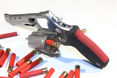 Pistol That Shoots Shotgun Bullets And Shotgun Shells For Clay Target Shooting