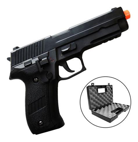 Pistola Airsoft Cm122 Sig Sauer P226 6mm