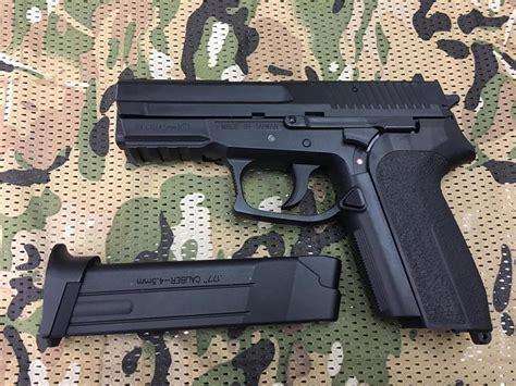 Pistola Sig Sauer Sp2022 De Balines