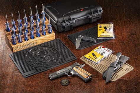 Pistolsmith Compared To Gunsmith