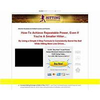 Pitch plane hitting domination online video mini course scam