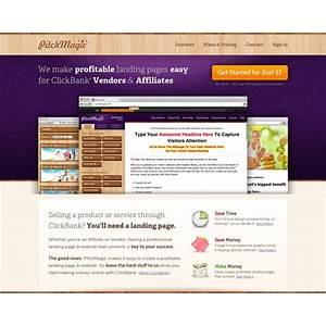 Pitchmagic clickbank landing pages & websites made easy secret code