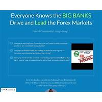 Pitview for forex follow the big banks is it real?
