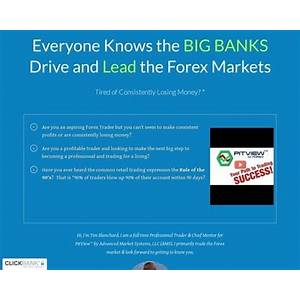 Pitview for forex follow the big banks free tutorials