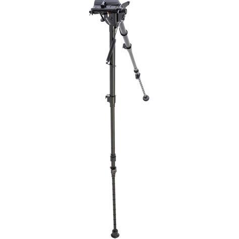 Pivoting Bipod Shooting Sticks