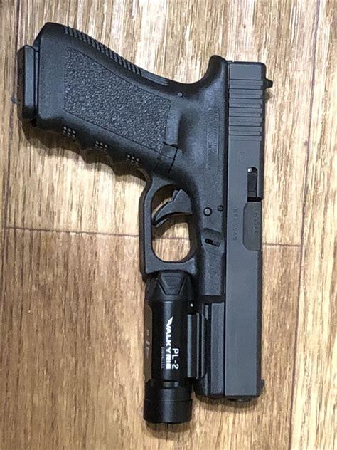 Pl2 Valkarie On Glock 17