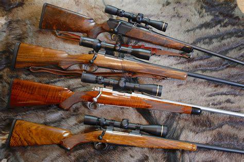 Plains Game Hunting Rifles