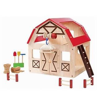 Plan Toys Barn 7147