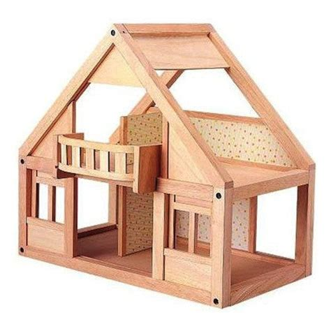 Plan toys wooden dolls house furniture Image