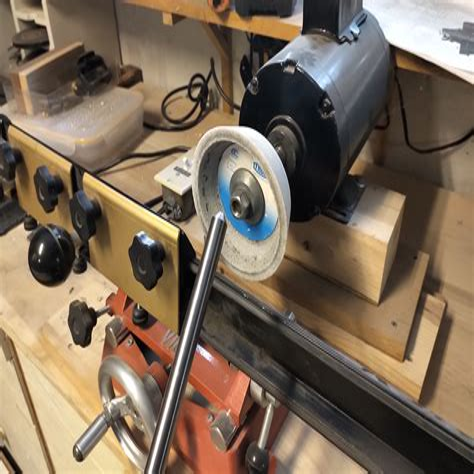 planer blade sharpening machine Image