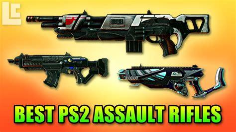 Planetside 2 Assault Rifle