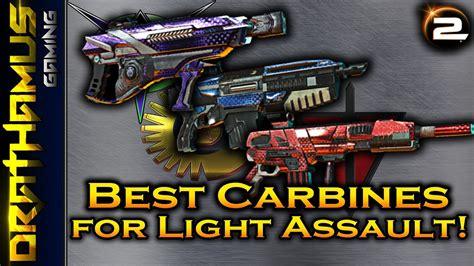 Planetside 2 Carbines Vs Assault Rifles