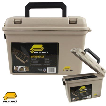 Plano 12 Mag Ammo Can