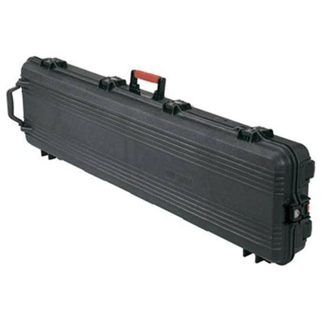 Rifle-Scopes Plano All Weather Double Scoped Rifle Case With Wheels.
